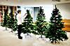 Eksepsjonell Test av kunstige juletrær - Du grønne, glitrende tre av plast  VM-43
