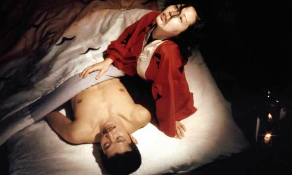 MEST NEDLASTET: «Sansenes Rike» er den mest nedlastede utenlandske spillefilmen på Filmarkivet.no for øyeblikket. FOTO: SCANPIX