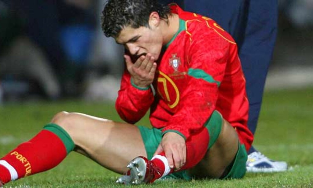 SLIPPER SAK? Ei britisk avis er sikker på at Cristiano Ronaldo ikke blir dratt i retten tiltalt for voldtekt. Foto: Scanpix/Reuters