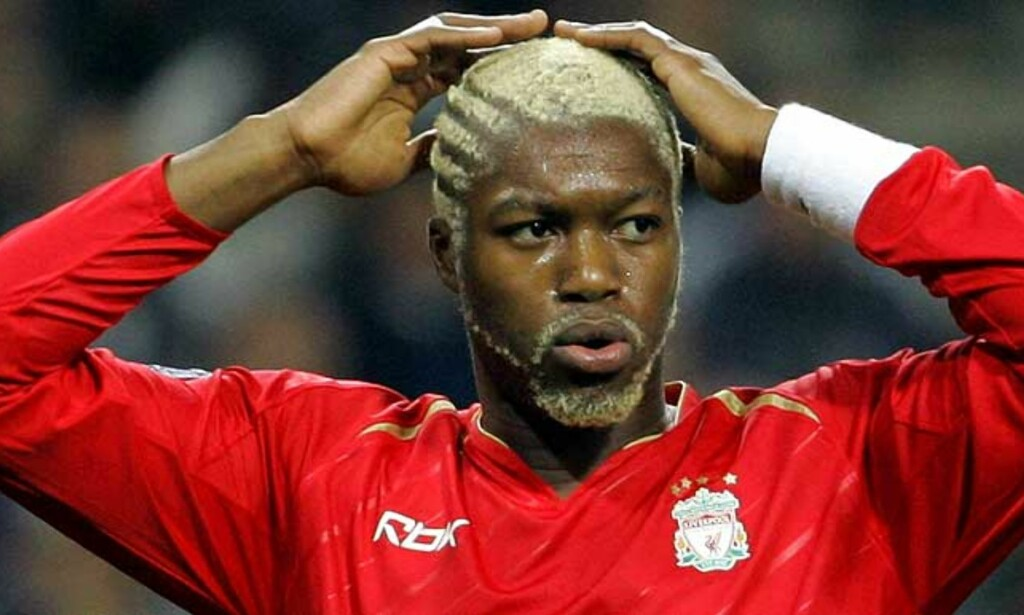 IKKE MED: Djibril Cisse ble ikke med lagkameratene til Sunderland. Foto: AP