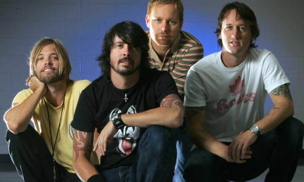 NOMINERT: Foo Fighters\' «In Your Honor». FOTO: SCANPIX/AP