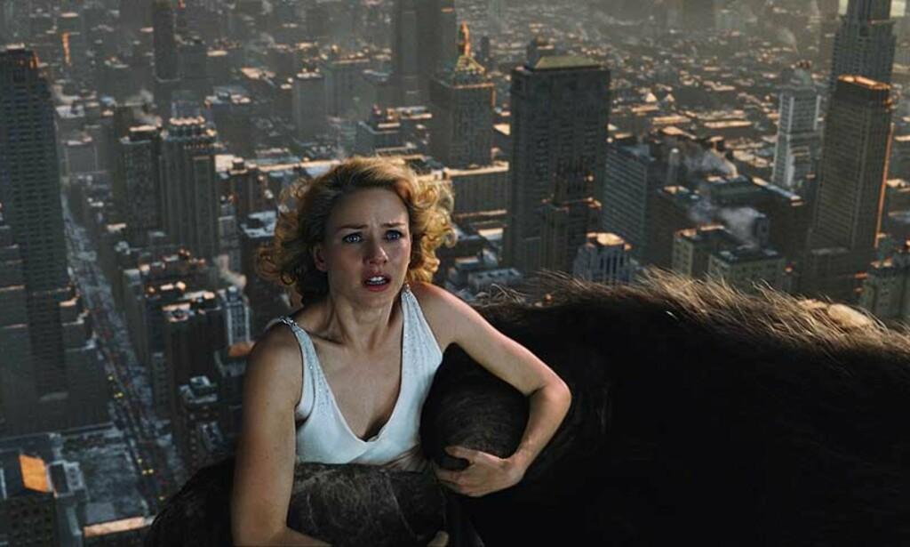 BESTE ACTION: King Kong. FOTO: FILMWEB