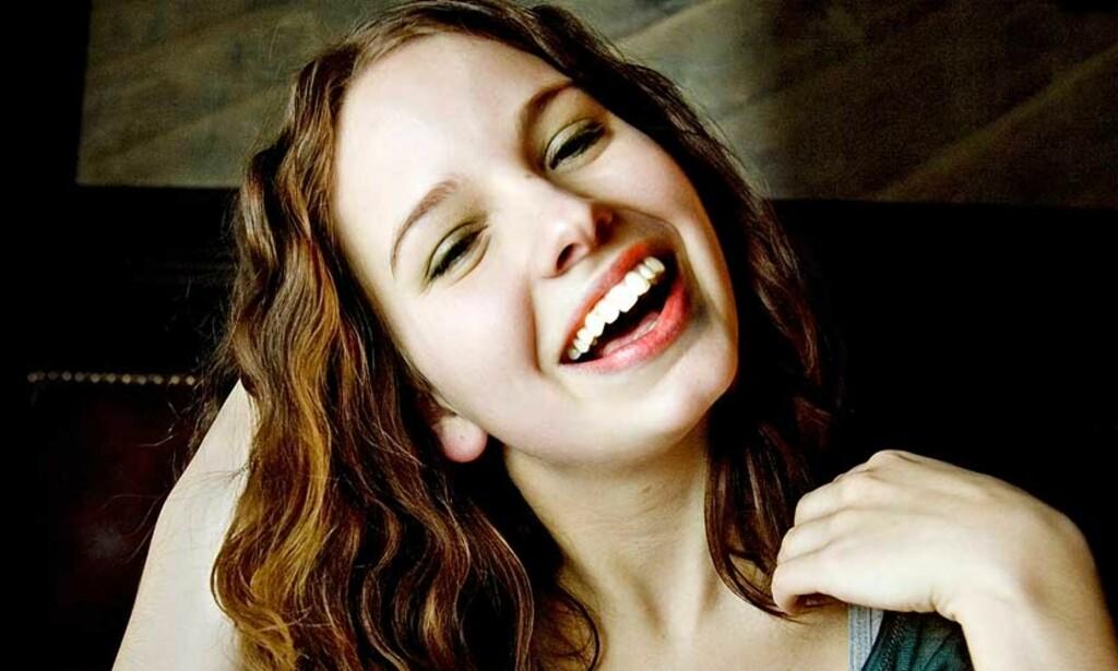 SELVSTENDIG:  Marit Larsen har brukt de tre åra siden M2M var historie på å skape seg sitt eget liv. Nå er hun ute med sin første singel fra det nye albumet. Det er ikke en deppelåt, som mange nok hadde ventet seg. Foto: Bjørn Langsem