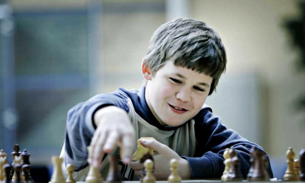 BEDRE ENN BJØRNDALEN: Magnus presterer på et nivå som overgår selv verdensener Garry Kasparov. Foto: Jon Terje H. Hansen