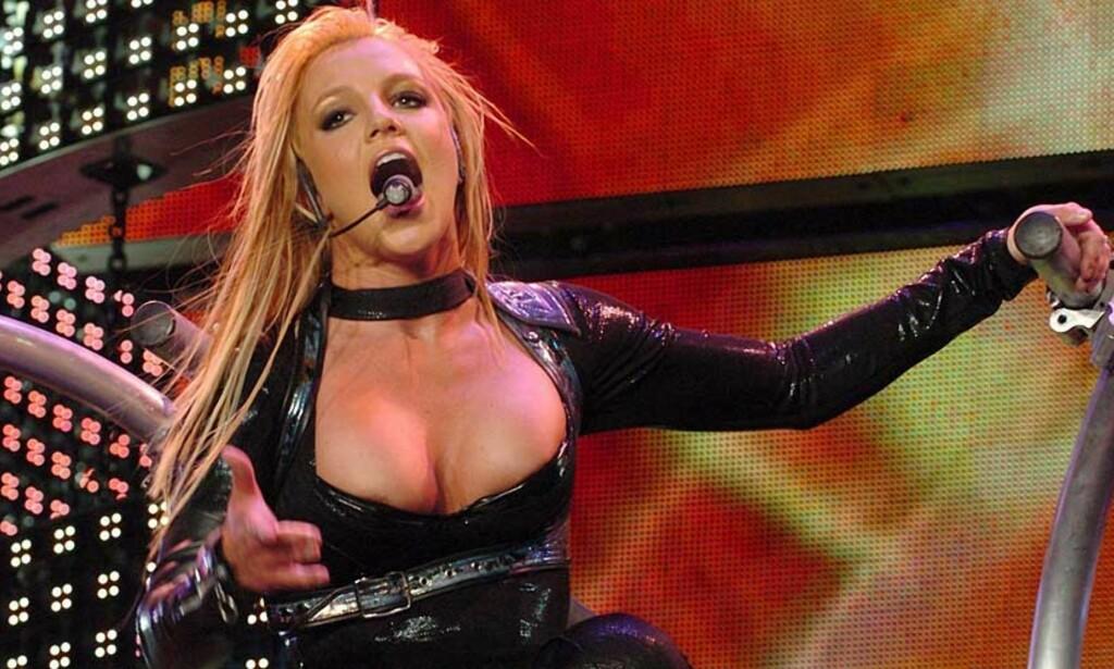 FIKK TV-ROLLE: Britney får en ny sjanse som skuespiller. FOTO: SCANPIX/EPA