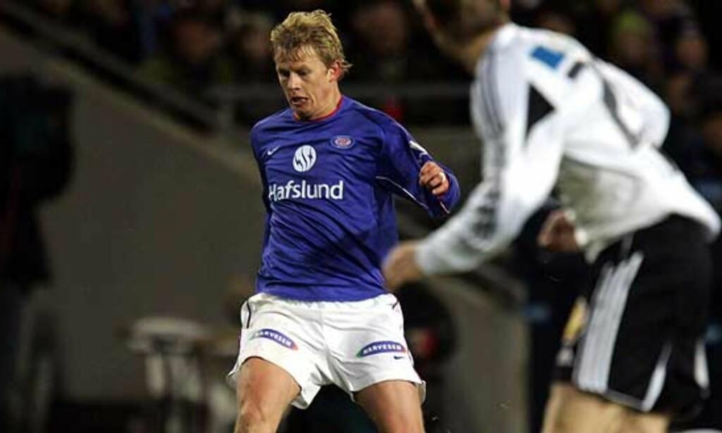 PÅ JAKT ETTER JOBB: Steffen Iversen kan fortsatt ende i enten Vålerenga eller Rosenborg. Foto: SCANPIX