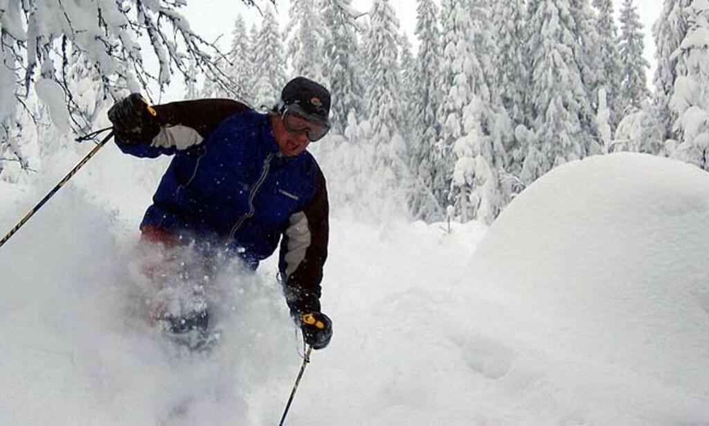 TRYSIL: Melder om meget gode skiforhold i helgen. Foto: Gunnar Lier/Scanpix