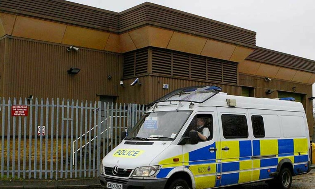 POLITIJAKT: Politiet i England har satt i gang en omfattende etterforskning og jakt på ranerne. Foto: Scanpix