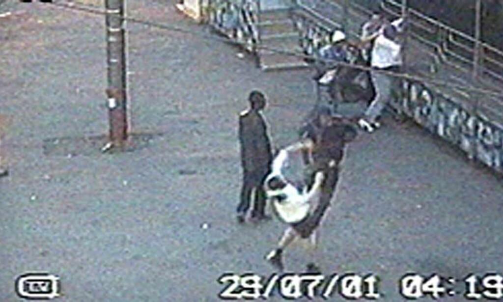 BLIR IKKE STRAFFET: Voldsdømte Sami Alem blir ikke straffet med utkastelse. Foto: Politiet