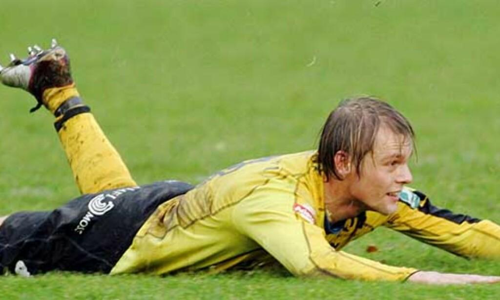 RBK OG LSK INTERESSERT: Vidar Martinsen kan ende opp i en annen tippeligaklubb. Foto: Scanpix