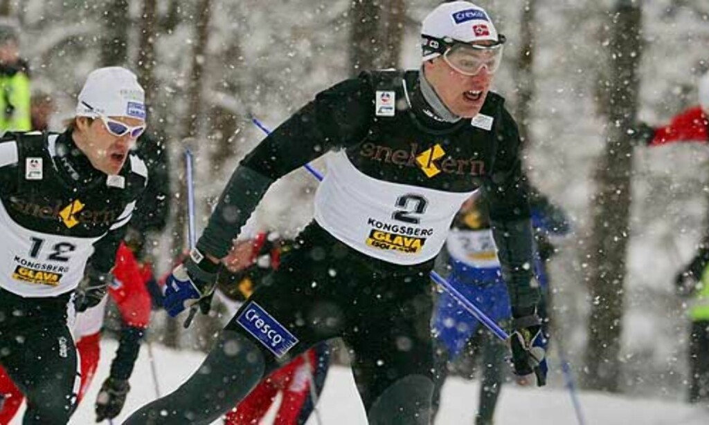 BEST: Børre Næss var aller best i prologen, men 13 andre nordmenn klarte også å kvalifisere seg. Foto: SCANPIX