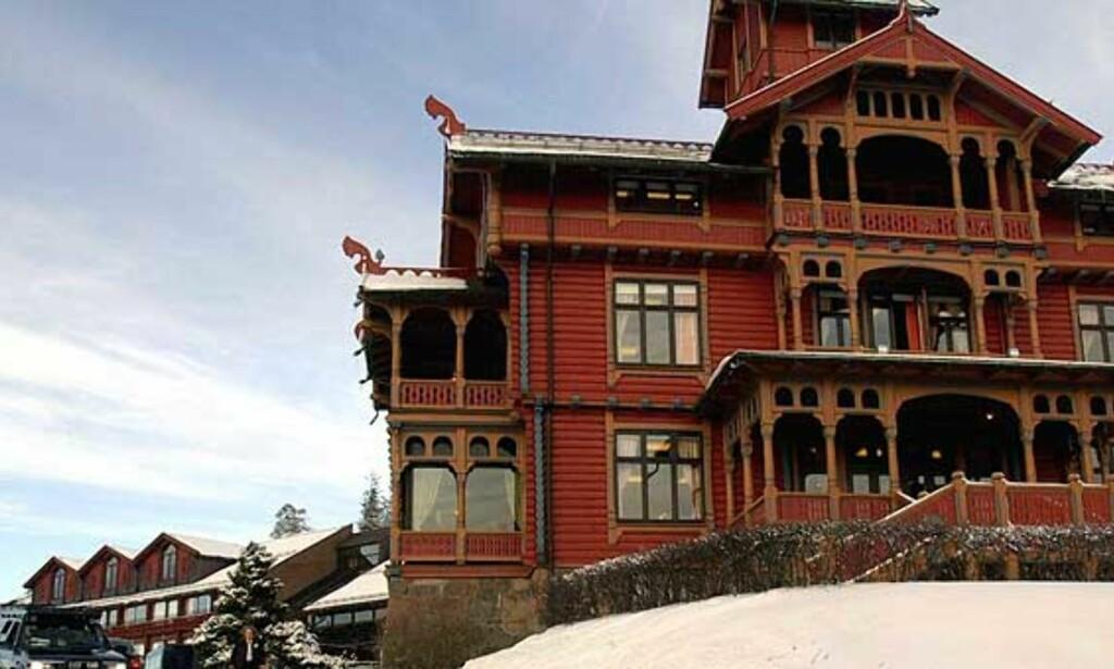 HER BLE ØSTERRIKE TESTET: Antidoping Norge forteller at dopingtestene av de østerrikske skiskytterne på Holmenkollen Park Hotell gikk helt knirkefritt. Foto: Scanpix