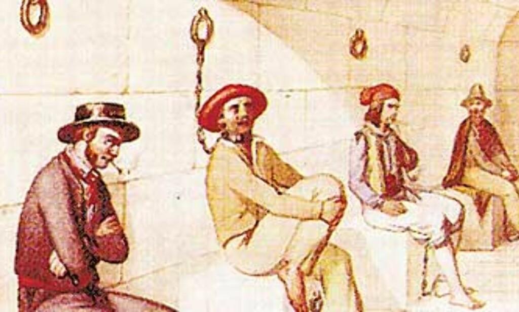 Slave women krijgt straf omdat zij niet wil luisteren 8