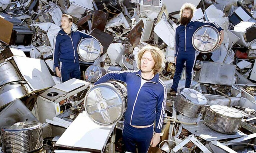 TIL USA IGJEN: Hurra Torpedos liksom-dokumentariske filmklipp på nettet har skapt blest rundt bandet i USA.