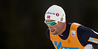 image: Etter den svake sesongstarten søker Petter Northug hjelp hos Snåsamannen