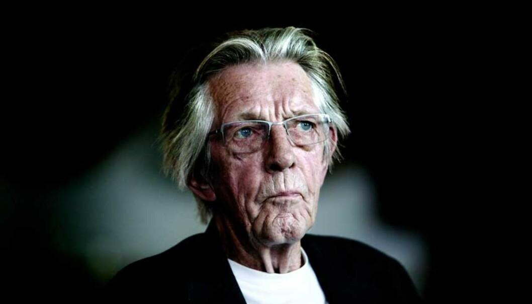<strong><b>DEN BESTE:</strong></b> Kjell Askildsens noveller er av fagjuryen kåret til vår tids beste norske litteratur. Foto: HENNING LILLEGÅRD