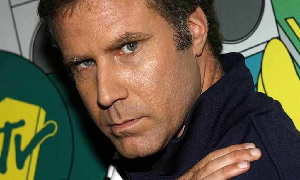 WILL FERRELL: Komikeren Will Ferrell spiller mot Emma Thompson i filmen «Stranger Than Fiction». Alle foto: SCANPIX