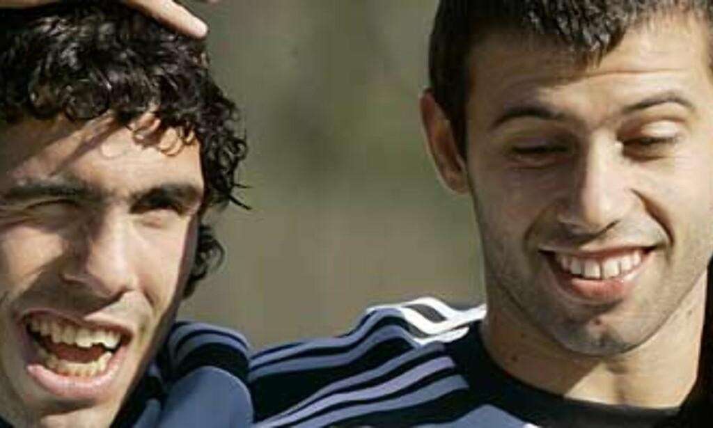 image: Argentinsk superduo til West Ham