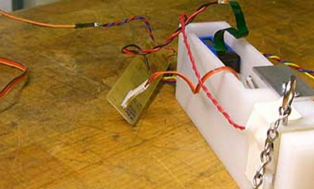image: «Reodor Felgen»-oppfinnelse kan avsløre giftgåte