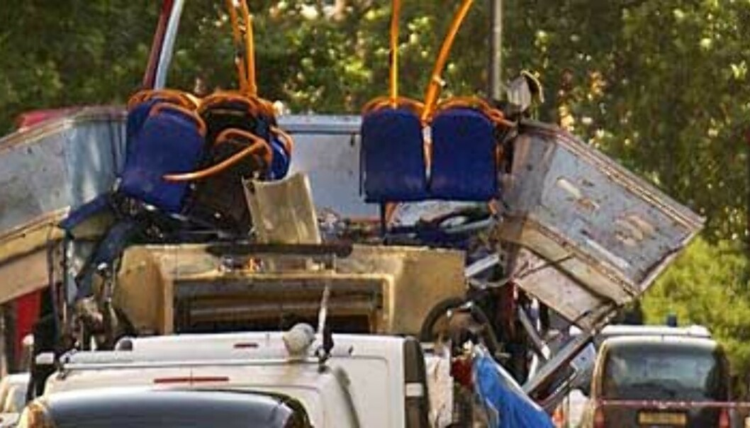 London-ofrene ble sviktet