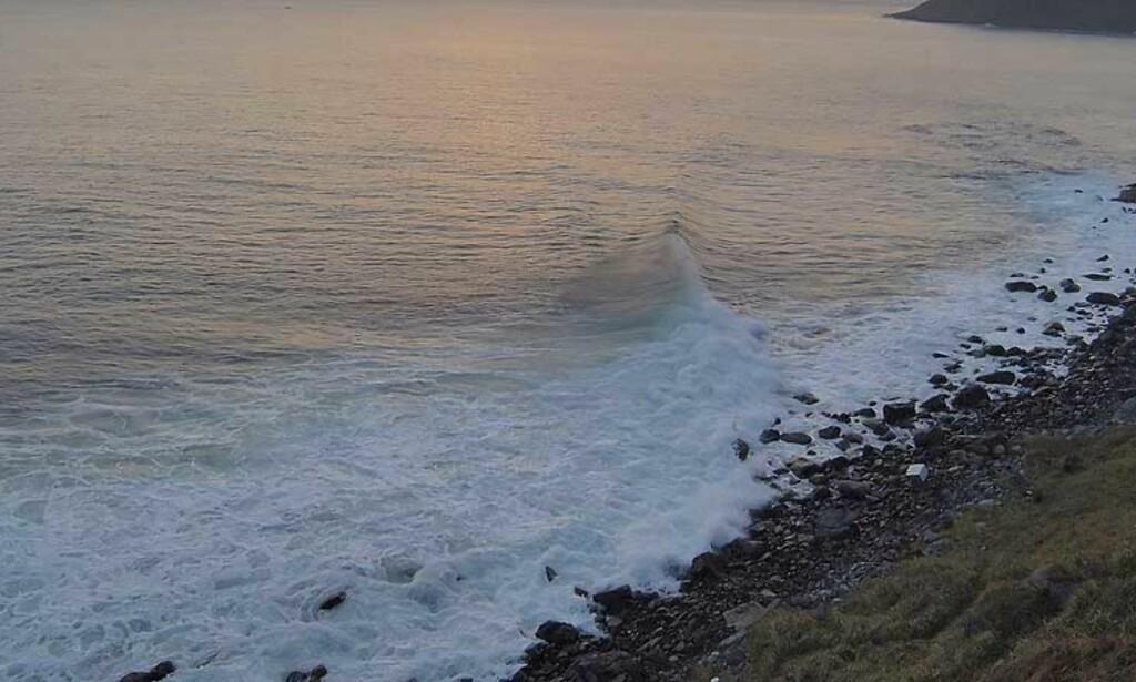 Kunahashiri-øya er en av Kuril-øyene som kan rammes av tsunamien. Foto: Scanpix/AP