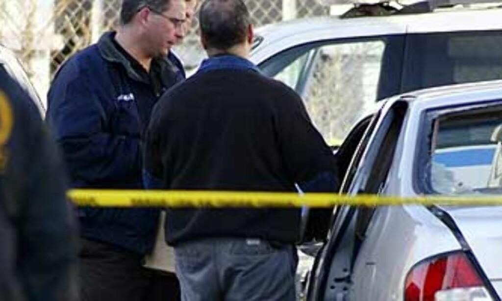 image: Politiet i New York skjøt tre menn i utdrikningslag