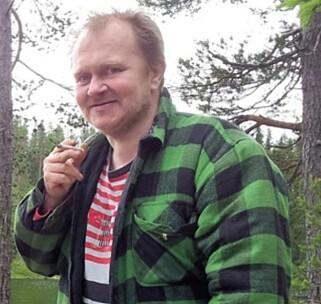 DREPT: Nils Olav Bakken ble bare 49 år gammel. Foto: Privat