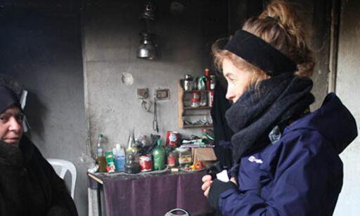 image: Norske hjelpearbeidere i Aleppo: - Folk flytter tilbake til Øst-Aleppo fordi det er like jævlig i flyktningleirene
