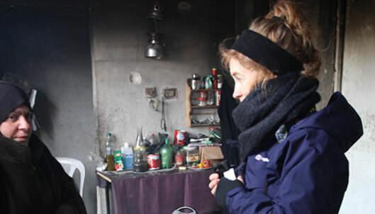 Norske hjelpearbeidere i Aleppo: - Folk flytter tilbake til Øst-Aleppo fordi det er like jævlig i flyktningleirene