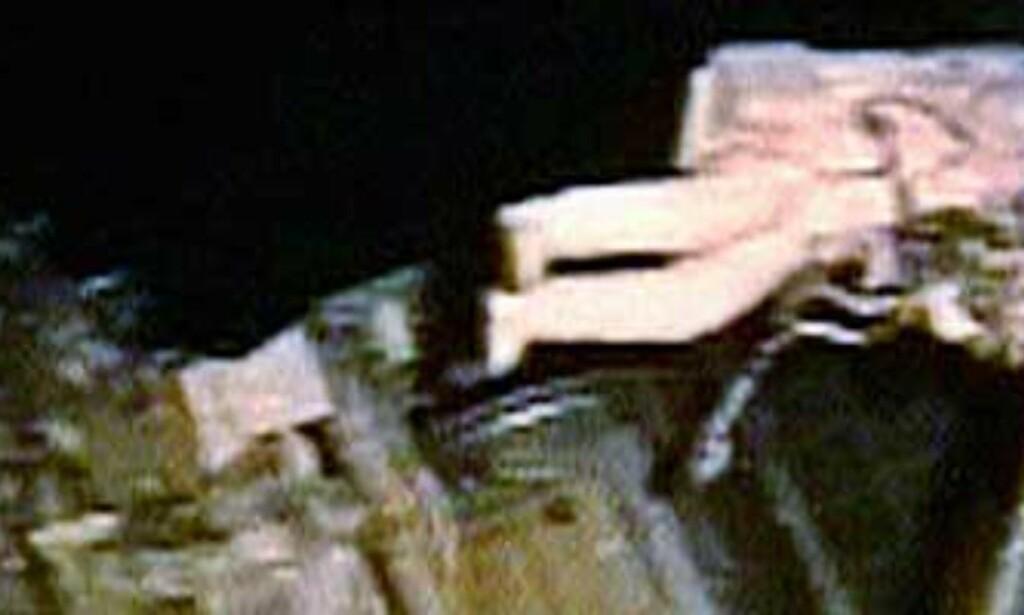 image: Vellykket tur ut i verdensrommet