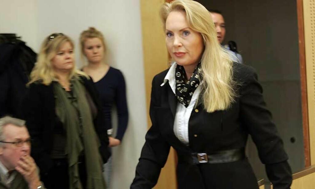 HØINES: Advokat Mona Høiness vil ikke tilråde sin klient å anke. Foto: Scanpix
