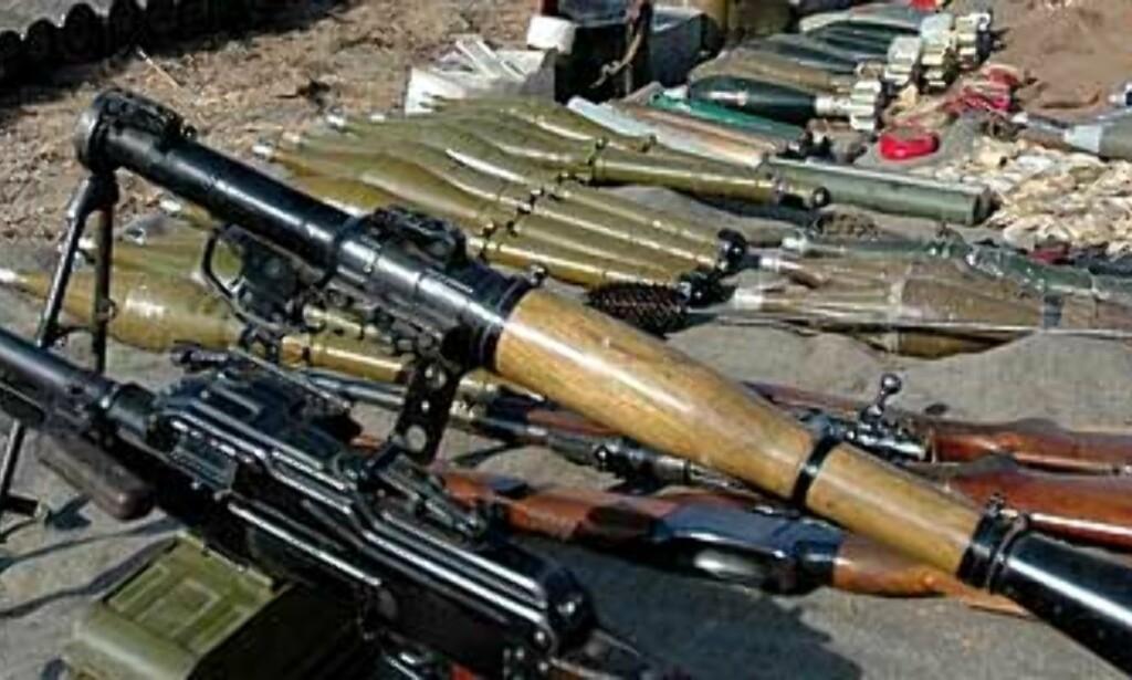 image: - Norske muslimer trente med al-Qaida