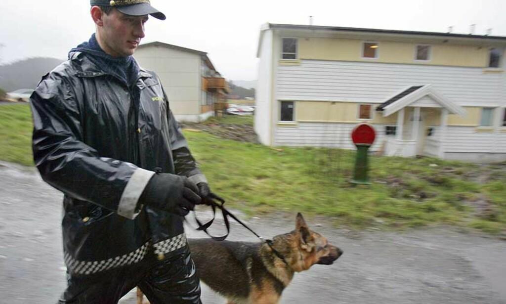 FORSVUNNET:  Politiet etterforsker nå Rebecca Rists forsvinning som en drapssak. Foto:  SCANPIX