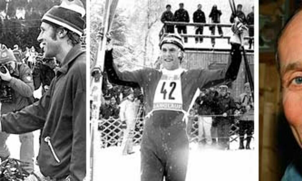 image: OL-helt Ivar Formo funnet druknet i Nordmarka
