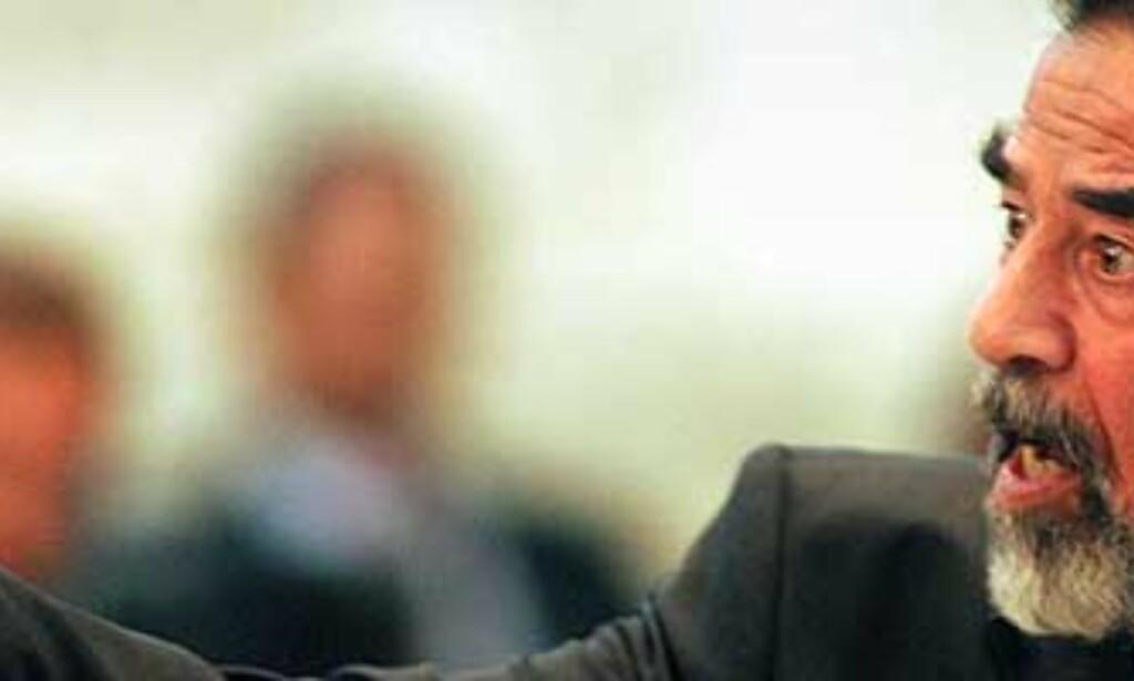 image: Dansker bak eksklusiv Saddam-dokumentar