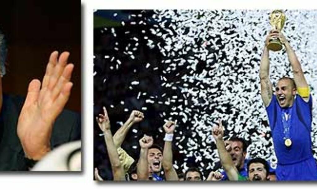 image: FIFA-presidenten beklager finaleflause