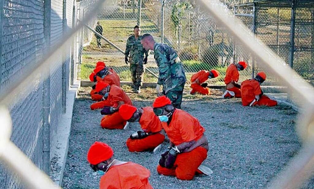 - MEDSKYLDIGE: Amnesty International Norge mener at Aker Kværners datterselskap leverte tjenester som har vært helt nødvendige for å gjennomføre overgrep mot fanger på Guantanamo. Foto: SCANPIX