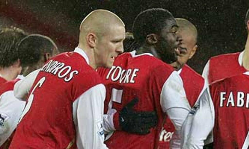 image: Ti mann nok for Arsenal