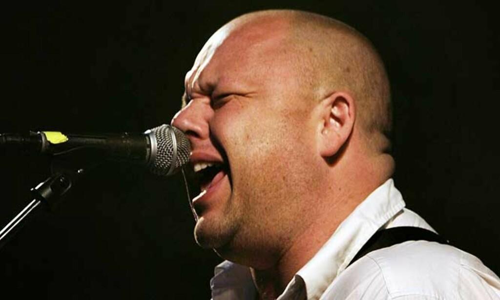 HYLLES: Indiebandet the Pixies med frontmann Frank Black er ikoner for mange, og nå kommer to hyllestplater. Her fra Quartfestivalen i fjor.