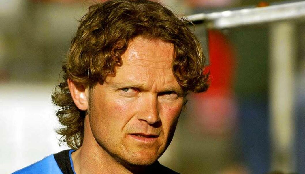 <strong><B>TILBAKE I MANESJEN:</strong></B> Men Ivar Morten Normark skal ha en nokså tilbaketrukket rolle i den nyopprykkede 2. divisjonsklubben Mjølner. Foto: SCANPIX