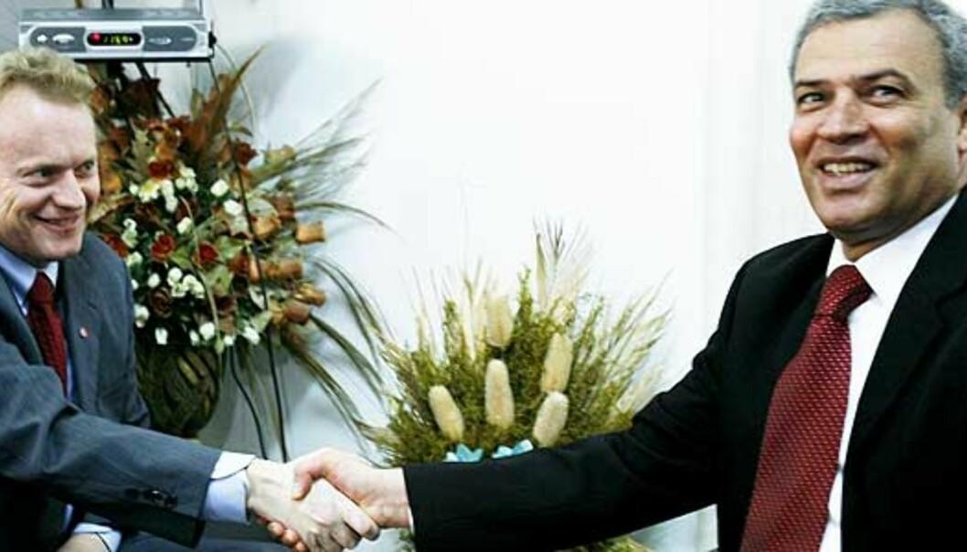Israel avlyser alle avtaler med norsk statssekretær