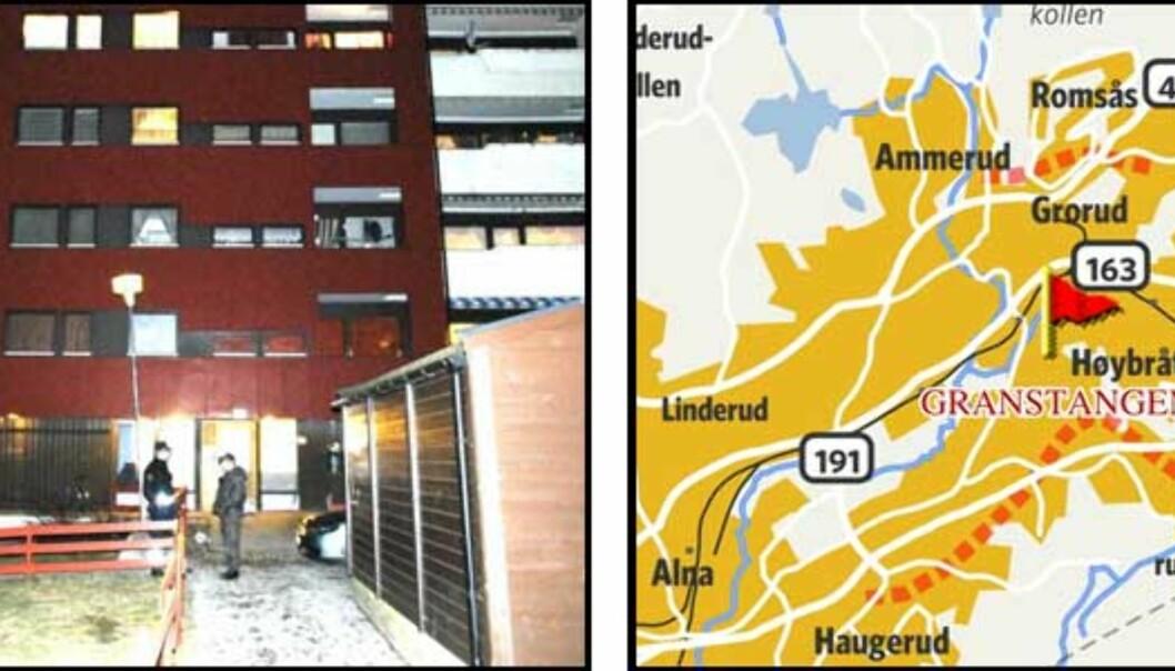 Gjengleder skutt i Oslo