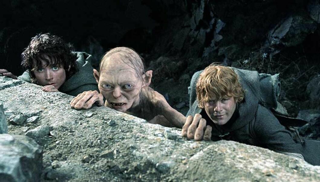 <b>NY FILM OGSÅ?</b> Alan Lee vant Oscar for arbeidet med «Atter en konge»-utseendet. Nå har han illustrert den nye Tolkien-boka. Kanskje blir det enda en film? Foto: FILMWEB