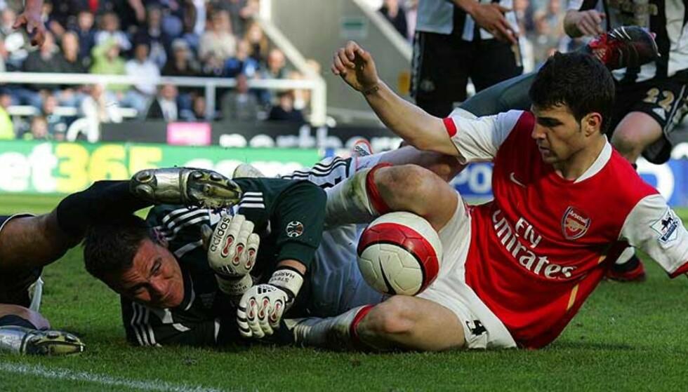 Arsenals verste på fem år