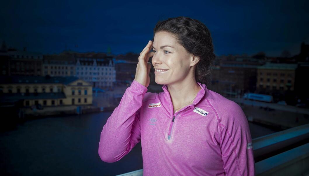 NIENDE GULLJAKT: Kari Aalvik Grimsbø kan ta sitt niende gull med Norge. Det kan gjøre henne historisk - som den mestvinnende i Norge og verden. Foto: Bjørn Langsem / Dagbladet