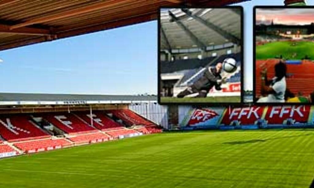 image: Dette er Norges flotteste stadion