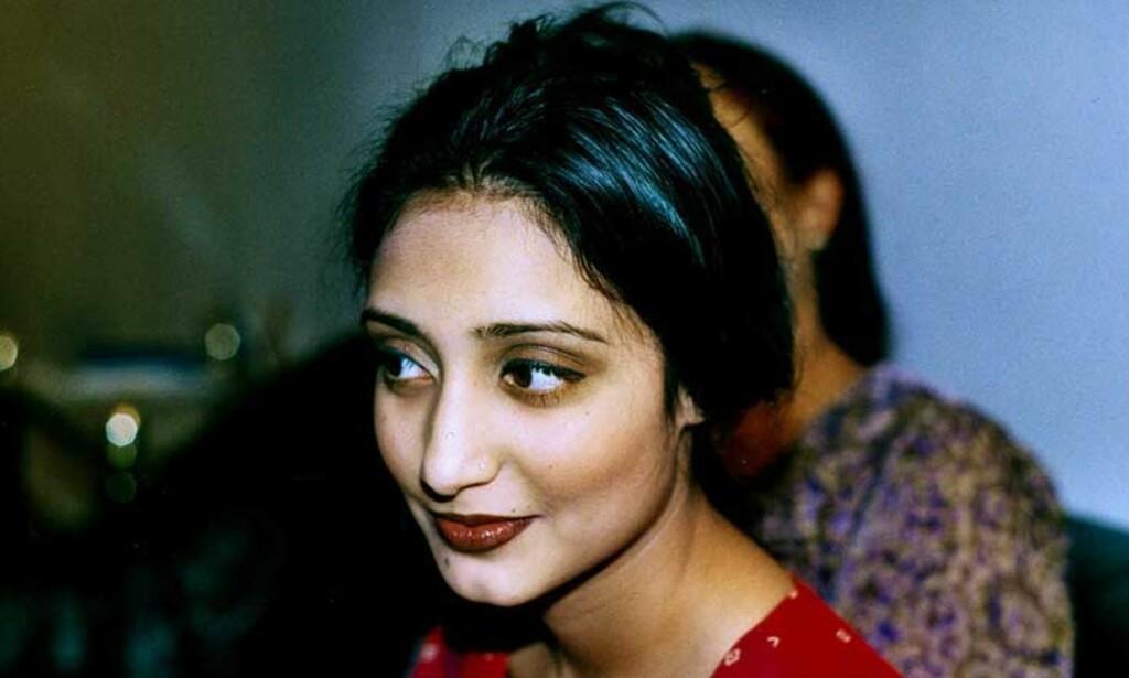 DØDE I PAKISTAN: Rahila Iqbal omkom i Pakistan 1. juni 2005. Foto: PRIVAT