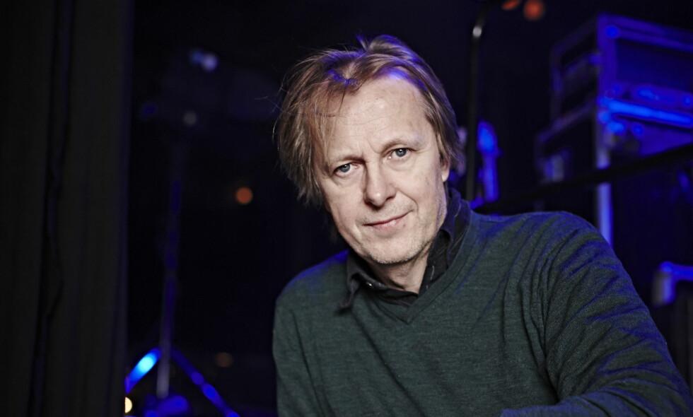 Suser videre: Lars Lillo-Stenberg har nye blodårer, nye sanger og ny jobb. Foto: Geir Dokken