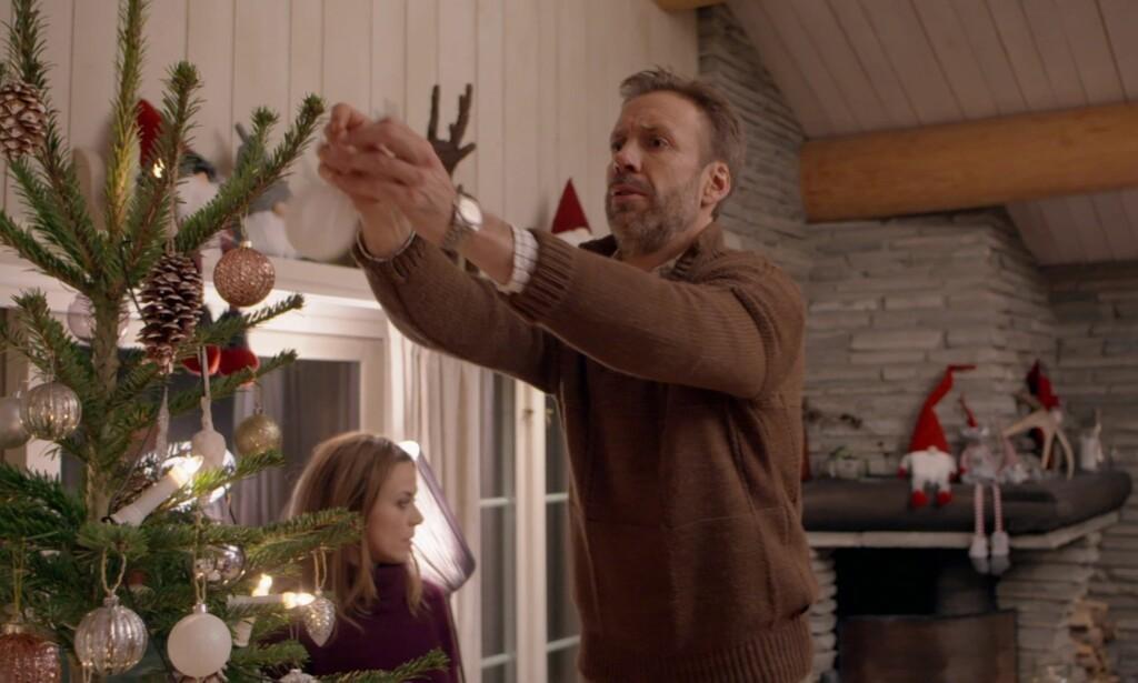 O JUL MED DIN GLEDE: Gled deg til denne julespesialen.