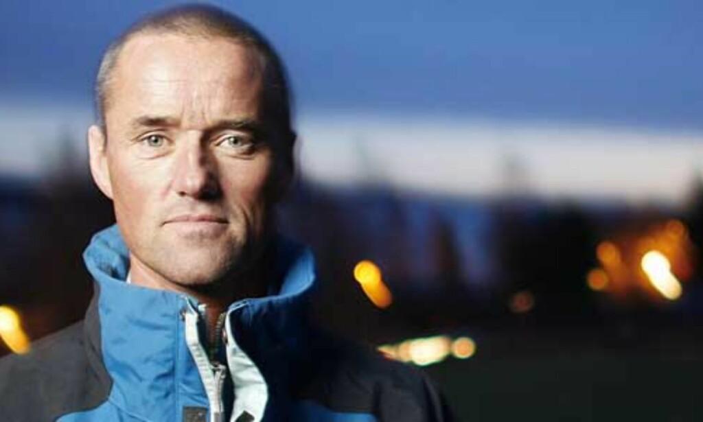 15 ÅR I RUSHELVETE: Torbjørn Løkken forteller den sterke historien i SportMagasinet i dag. Foto: Hans Arne Vedlog
